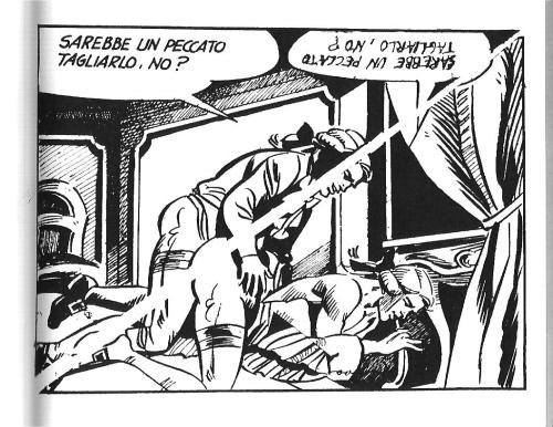 Corrado Costa, immagini da La sadisfazione letteraria, Benway series.